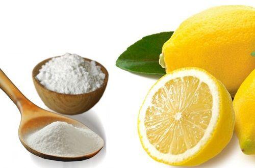 4 Лікувальні процедури на основі харчової соди і лимона