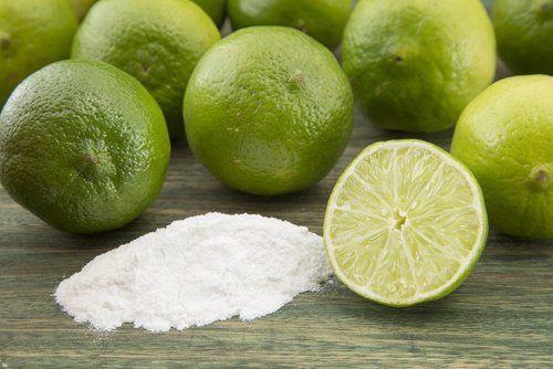 Лимон допоможе очистити праску