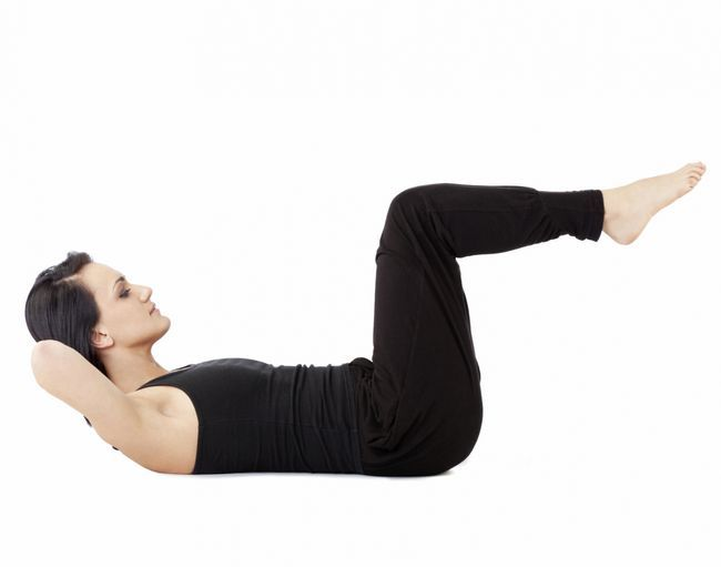 Вправи для лікування і профілактики варикозу