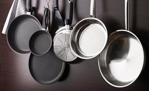 Сковорода і зберігання