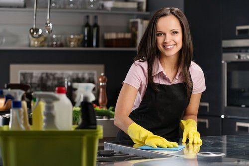 Швидка прибирання і кухня
