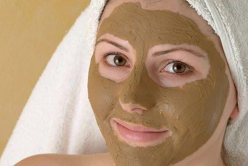 маски від плям після прищів