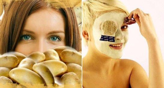 картопляна маска