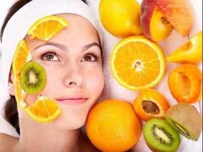 Вітаміни для шкіри плечей