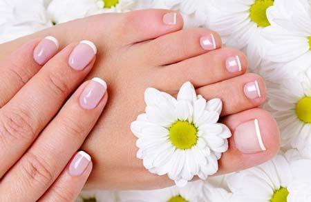 Лікування тріщин між пальцями ніг