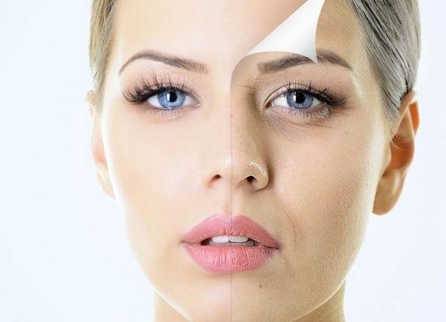 Омолоджуємо шкіру обличчя в домашніх умовах