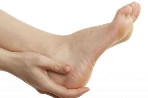 П`яткова шпора: симптоми і лікування