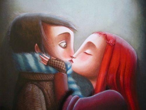 Поцілунки: цікаві факти, про які ти не знала