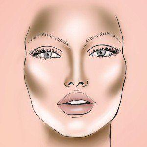 Професійний макіяж: 5 секретів, які дозволять зробити обличчя візуально більш витонченим