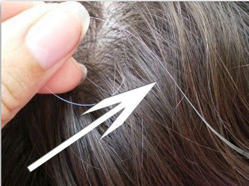 Сиве волосся: причини їх появи і натуральні засоби догляду