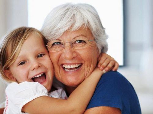 Турбота про онуків допомагає запобігти слабоумство!