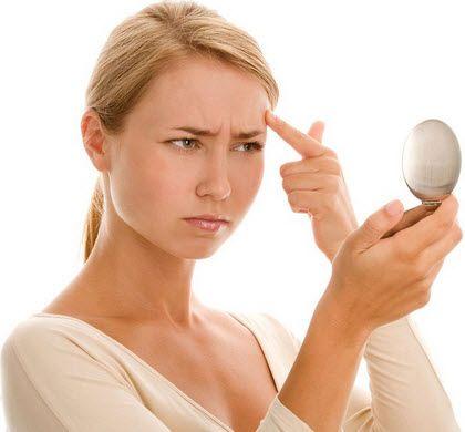 Як надати швидку допомогу шкірі спини і плечей?