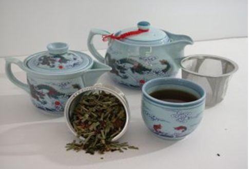 Улун: бірюзовий чай для схуднення