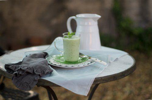 Смачні вечері, які допоможуть скинути вагу: холодний динний крем