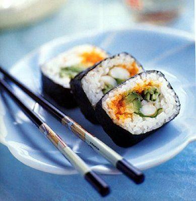 Східна кухня: японська дієта для схуднення