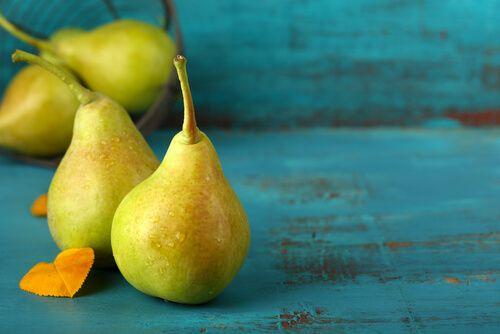 Всього одна груша в день, а яка користь!